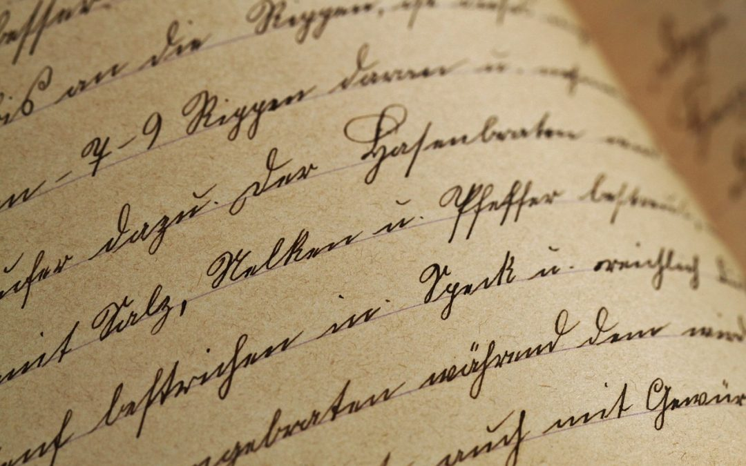 Dalle belle lettere