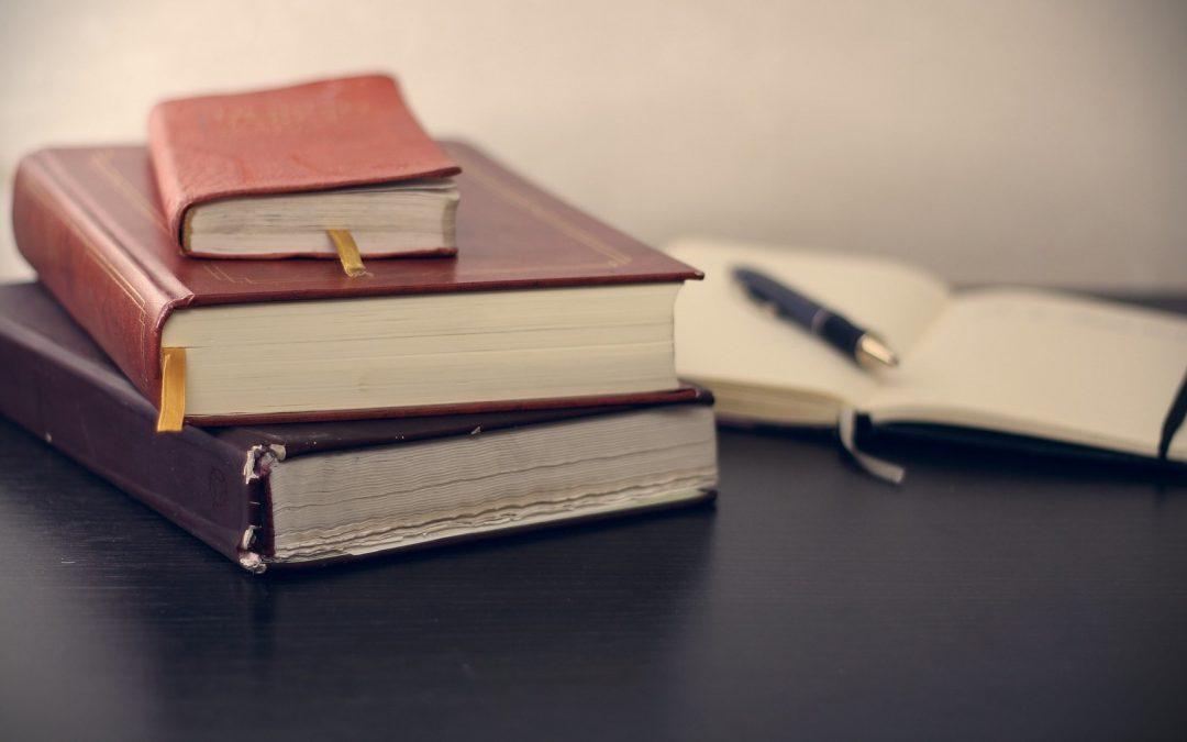 Da dove vengono le parole della scrittura?