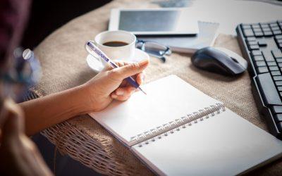 Il potere delle parole nella scrittura quotidiana