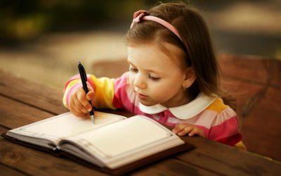 """Lettura e scrittura? Le radici nella mia infanzia, nelle parole """"bambine"""""""