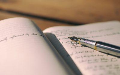 Il fascino della scrittura sta nel non definire il sentire