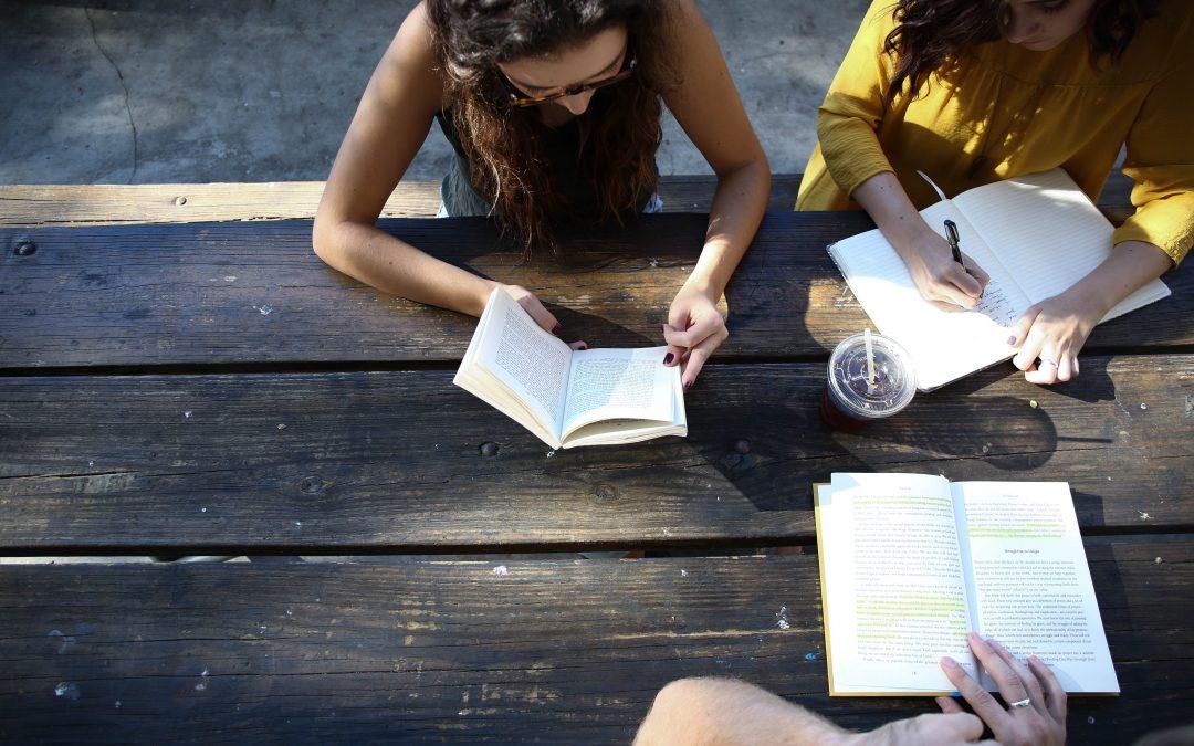 Scrivere è vivere: ho incontrato tre donne