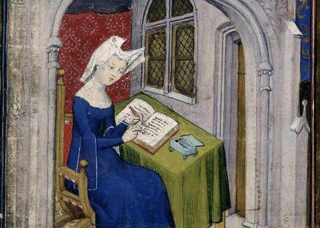 Christine de Pizan: la prima scrittrice della storia