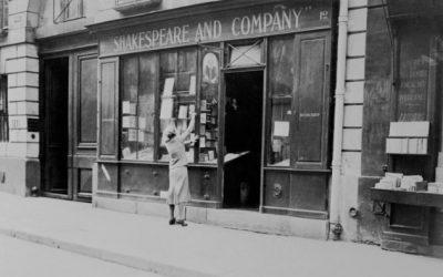Shakespeare and Company: una libraia americana a Parigi