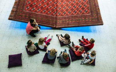 Portare i bambini al museo: il decalogo di Artkids