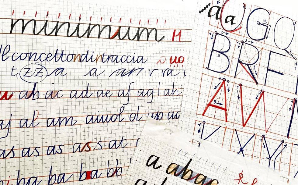 Calligrafia: disciplina della bellezza